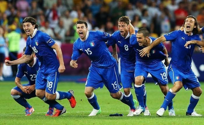 England v Italy - UEFA EURO 2012 Quarter Final