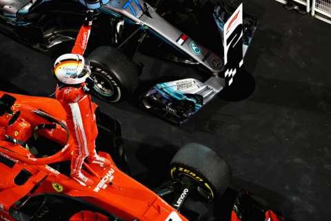 Vettel Bahrain 2